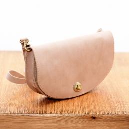 Skórzana Kopertówka Barelly Bags Producent wyjątkowej