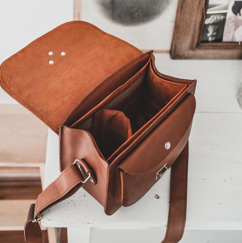 Torebka fotograficzna skórzana Barelly Bags Producent